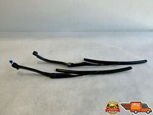 2009-2015 NISSAN 370Z WINDSHIELD WIPER ARMS LEFT AND RIGHT SET OF 2 OEM 09-15