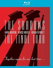 SHADOWS - THE FINAL TOUR  BLU-RAY NEU