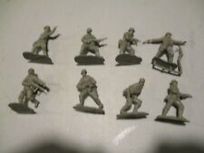 Conte Collectibles 54mm plastic WWII German Infantry set #3