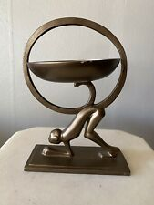 Frankart Monkey Ashtray Art Deco
