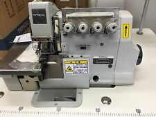 TYPICAL GN3000D-4H DIRECT DRIVE INDUSTRIAL OVERLOCK SEWING MACHINE OVERLOCKER