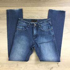 Ben Sherman Hampstead Vintage Indigo Tapered Mens Jeans Size 30 (V10)