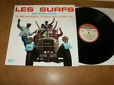 LES SURFS : LEURS GRANDS SUCCES - FRENCH LP 70's - MUSIDISC 30 CV 1313