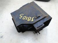 Suzuki 500 T TITAN T500 Used Battery Holder Case Box 1973 SB105