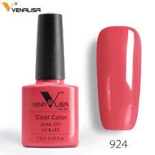 New Nail Art Design Manicure Venalisa 60Color 7.5Ml Soak Off Enamel Gel Polish