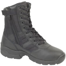 Magnum Zip Boots with Upper Leather for Men