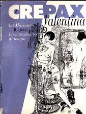 VALENTINA di Guido Crepax - quinto volume