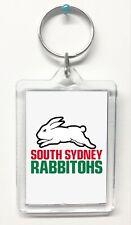 South Sydney Rabbitohs NRL Now & Then Keyring