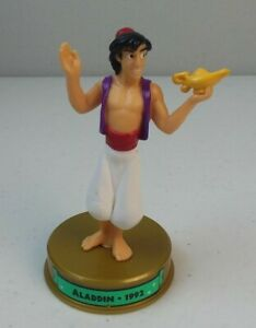 2002 McDonalds 100 Years of Magic Walt Disney World Aladdin W/ Lamp 1992 Toy