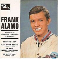 FRANK ALAMO LOOP DE LOOP CD SINGLE EP 4T no vinyl