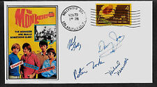 1960's Monkees / Davy Jones Featured on Collector's Envelope *A216