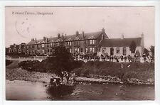 KIRKLAND TERRACE, GLENGARNOCK: Ayrshire postcard (C22686)
