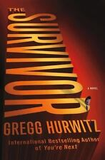 The Survivor by Gregg Hurwitz (2012, Hardcover) 1st Edition