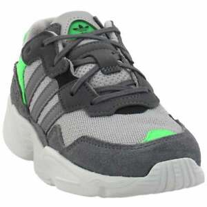 adidas Yung-96 Kids Boys  Sneakers Shoes Casual   - Grey