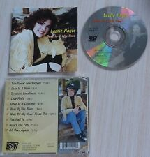 CD ALBUM LAURIE HAYES ONCE IN A LIFE TIME 10 TITRES COUNTRY MUSIC
