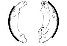 Mintex Rear Brake Shoe Set MFR448  - BRAND NEW - GENUINE - 5 YEAR WARRANTY
