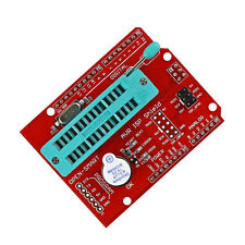Avr Isp Shield Burning Burn Bootloader Programmer For Arduino Uno R3 K9