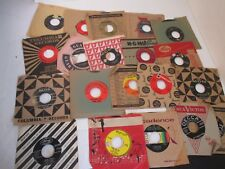 Lot of (20) Vintage Rockabilly Southern Nashville Country Rock  45's Records