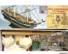 USS Constitution Mamoli MV31  93 Scale Wood Ship