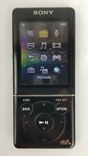 Sony Walkman NWZ-E475 16 GB Digital Media Player, Black (Video, FM, MP3)
