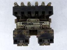 Square D 2798-S29 Reversing Hoist Contactor ! WOW !