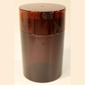 Tightvac 1.85 L Storage Container Mocha w/ Mocha Lid