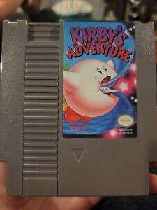 Kirby's Adventure (Nintendo Entertainment System)