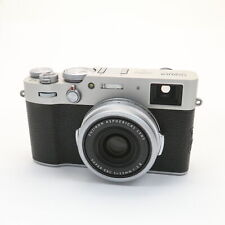 FUJIFILM Fuji X100V Digital Camera Silver #111