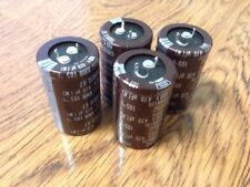 Nippon Chemi-con,KMMN120, 400V 470uF, Capacitor (Set 2)