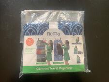 RuMe Garment Travel Organizer Bag - Blue NEW