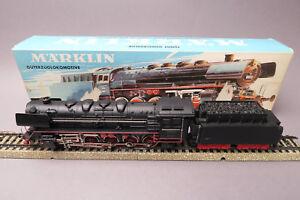 Märklin 3027 Locomotora de Carga Emb.orig 1958-1968 Corriente Continua Probado