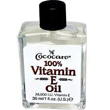 Cococare 100% Vitamin E Oil for Dry Skin,Blemishes,Stretch Mark,and More (1oz)