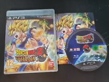 PS3 : dragon ball Z ultimate tenkaichi