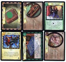 HARRY POTTER 6 Belles Cartes (Voir scan) Lot N° HAF 76