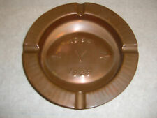 "Vintage ""Yale 1929-1964"" Copper Ashtray - 1964"
