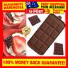 Mini Chocolate Bar Silicone Mold DIY Candy Bar Mould Cake Decoration Tools