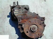 Walker Zero Turn Mower Rear Bagger - #A Wheel Motor