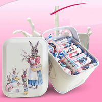Cute Chinese Food White Rabbit Creamy Candy Milky Chewy Sweets Gift box