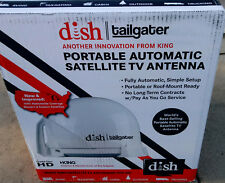 Dish Network Tailgater 4 - DT4400 - Portable Antenna Bundle with Wally