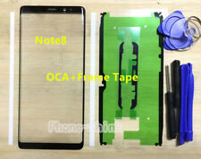 OEM Front  Screen Glass Lens Replacement For Samsung Galaxy Note8 Note