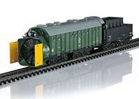 Märklin 49966 Dampfschneeschleuder der Bauart Henschel der DB H0 AC Neu