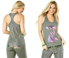 a2aa7e17c9 Zumba lost in the music TOP outerspace Z1T01469 size Extra Spicy (XS)