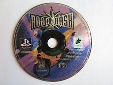 ROAD RASH 1995 PLAYSTATION CD ONLY /FREE SHIPPING