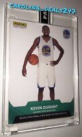 2016-2017 Panini Instant NBA KEVIN DURANT Serial # 5/5 GREEN Golden State GSW