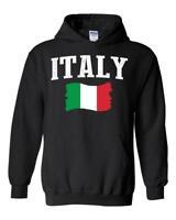 Italy  Unisex Hoodie Hooded Sweatshirt