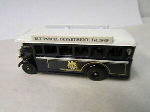 "Lledo Promotional Model  ""Bradford City Tramways ""   w/COA # 124 of 500"