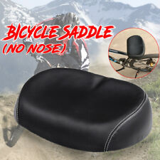 Comfort Super-elastic Bicycle Cycle Bike MTB Saddle Wide Big Seat Pad