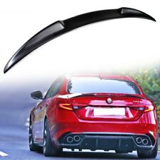 Painted For Alfa Romeo Sedan Giulia 952 Quadrifoglio Style Rear Trunk Spoiler