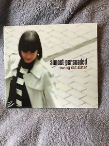 Swing Out Sister : Almost Persuaded CD (2018) new/sealed