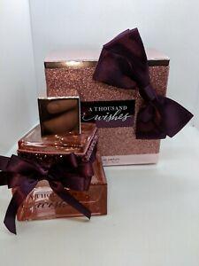 Bath & Body Works A THOUSAND WISHES Eau De Parfum EDP Women Perfume 2.5 oz